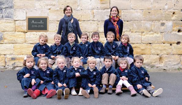 photo classe maternelle 2014